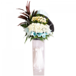 FS-86 FUNERAL FLOWER STAND