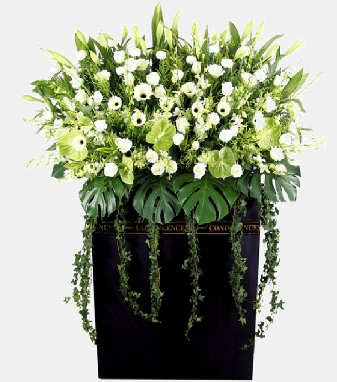 Home Tfs Funeral Flowers Singapore
