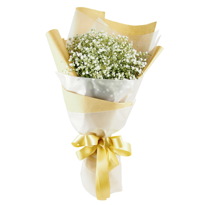 PB-13 BUY WHITE FUNERAL FLOWER BOUQUET